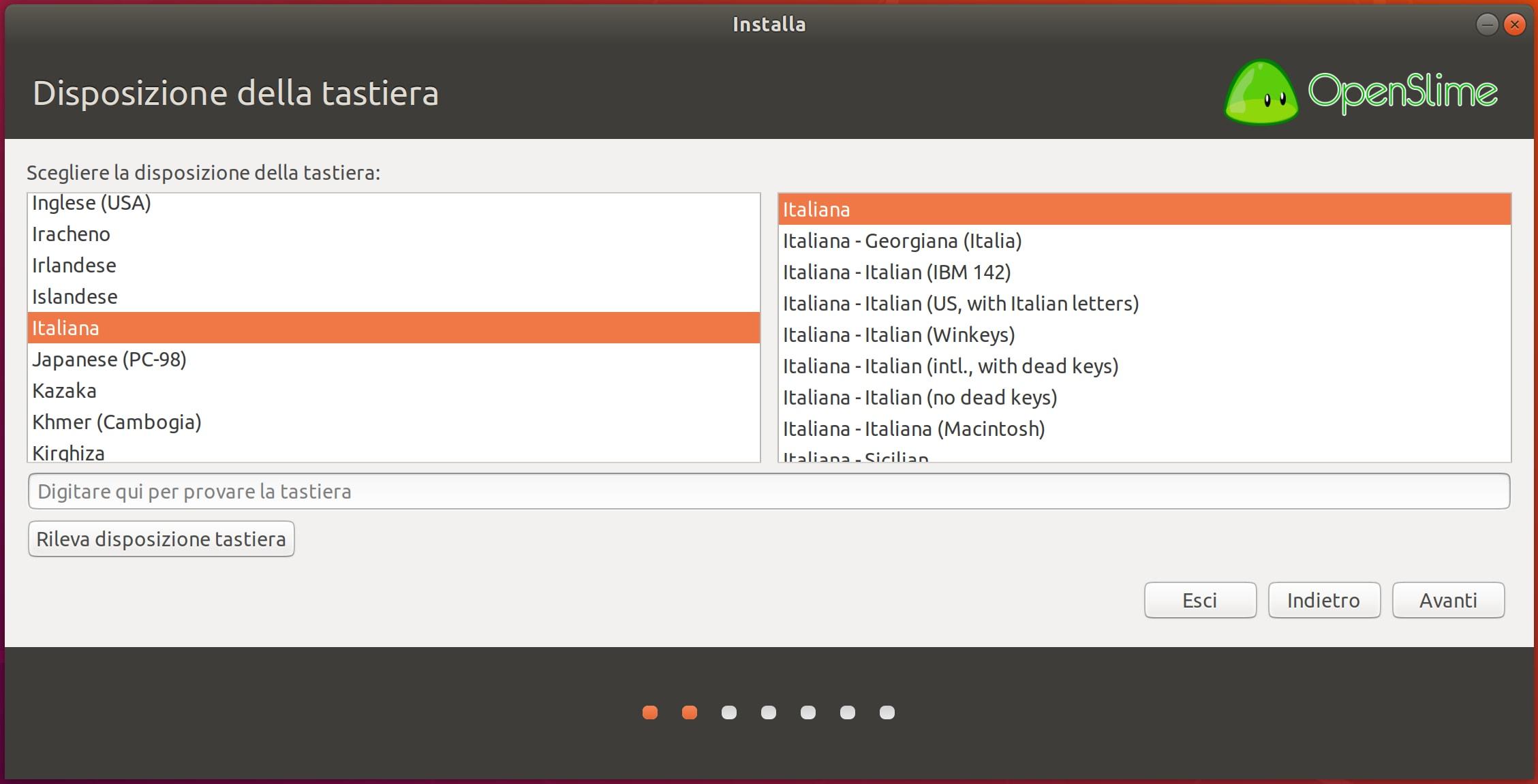 installer-2 - Recensione Ubuntu 18.04.1 LTS Bionic Beaver