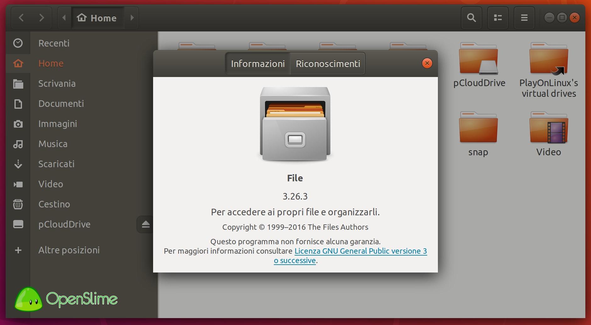 nautilus-2 - Recensione Ubuntu 18.04.1 LTS Bionic Beaver