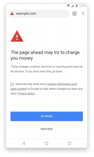 IMG_20181109_012609_616 - Chrome 71 mostrerà avvisi su abbonamenti telefonici non chiari