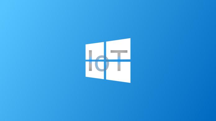 Logo Windows IoT