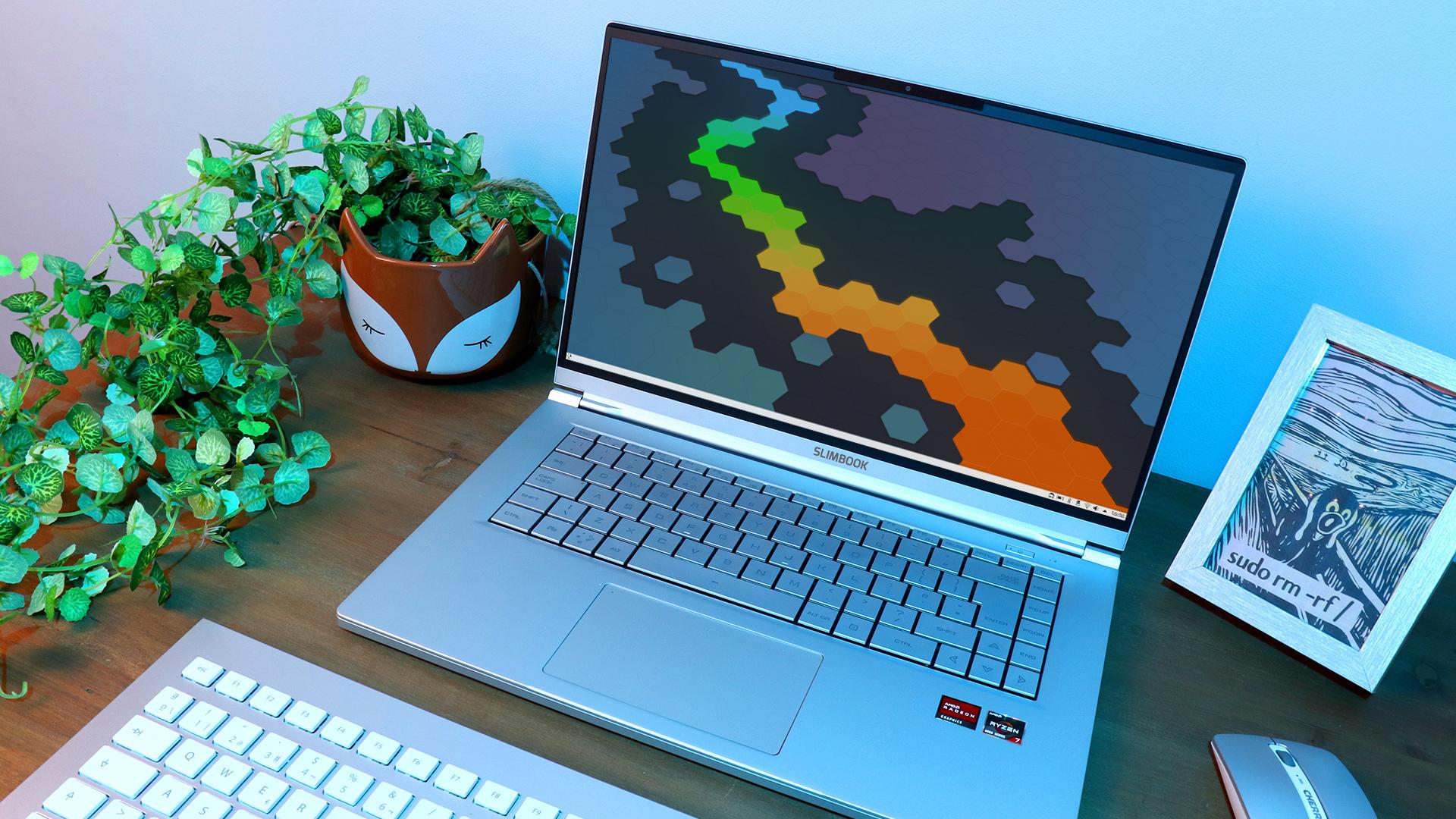 Slimbook con KDE Plasma