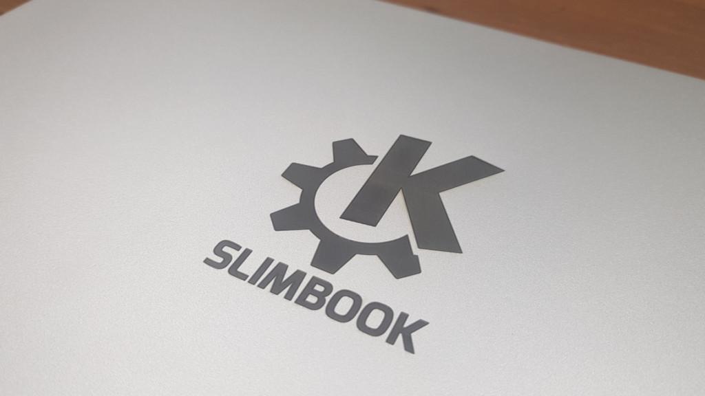 Logo di KDE Slimbook